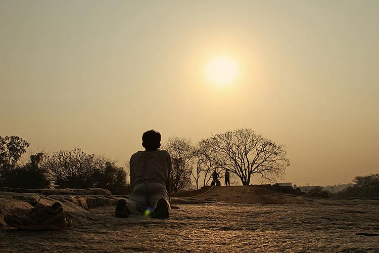 Streef gezondheid na (foto:flickr/Vinoth Chandar)
